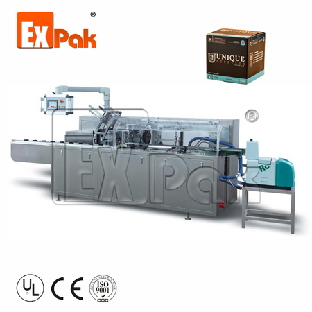 Paper Box Packing System
