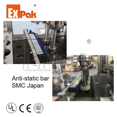 Anti-static bar SMC Japan