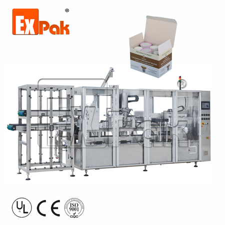 PBX2-Kcup Paper Box Packaging System